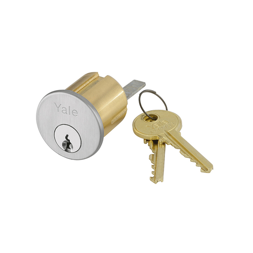 Yale 1109 6 PARA 626 KD Rim Cylinder