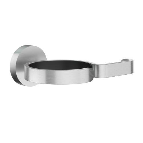 Smedbo HS3231 Holder for Hairdryer & Straightener, Brushed Chrome