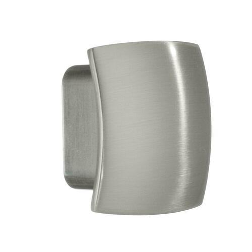 Smedbo BN467 Knob, Brushed Nickel