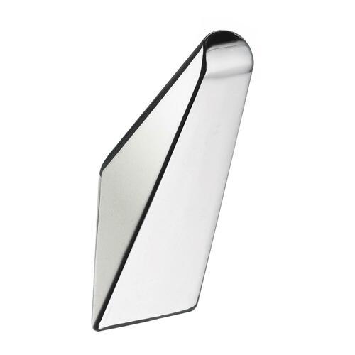 Smedbo GK160 Single Towel Hook - Pair, Chrome