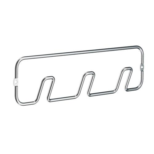 Smedbo BK1301 Triple Hook, Chrome