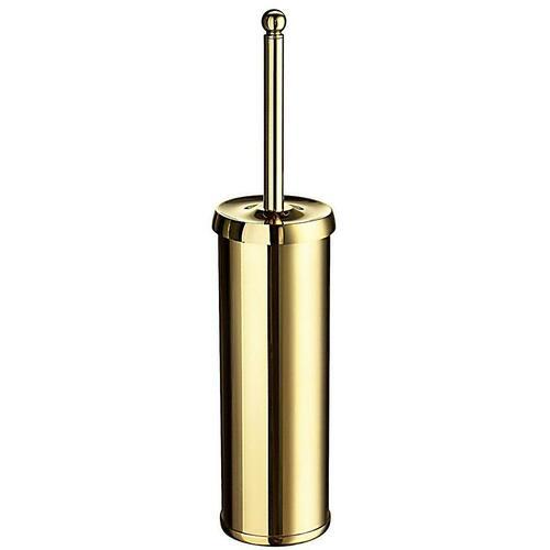 Smedbo V233 Toilet Brush, Polished Brass