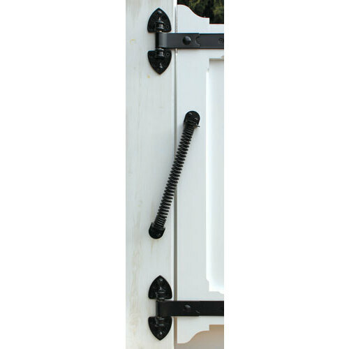Snug Cottage 4612-HSC Natural Satin Brutus Torsion Gate Spring