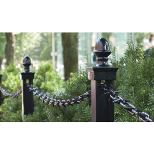 Snug Cottage 3827-06P Victorian Spiked Chain (black)