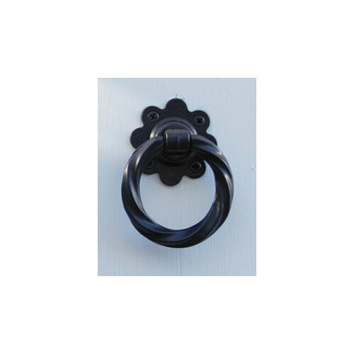 Snug Cottage 6149-RING Black Contemporary Ring Pull
