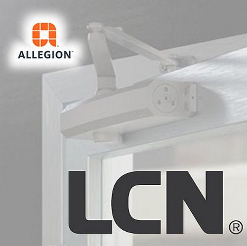 LCN 1450-EDA AL Door Closer