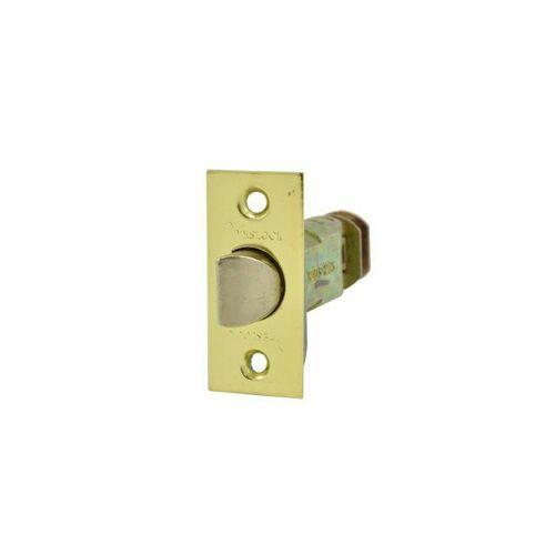 Weslock 32720X4-SL Dual Option Adjustable Spring Latch Satin Brass Finish