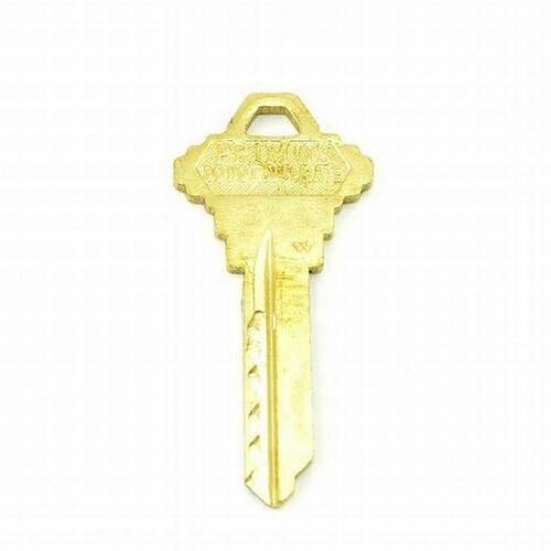 Schlage 35158E Primus Control Key Blank E Keyway TND # P01805