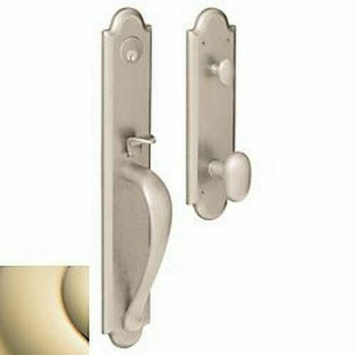Baldwin 853851502LH Keyed Entry Handleset