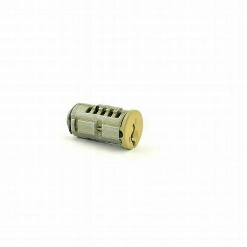 Kwikset 83279-3 Smart Cylinder for Knob and Lever Bright Brass Finish
