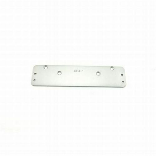 Stanley 8Q00103-689 Small Pull Side Drop Plate For QDC300 Aluminum Finish