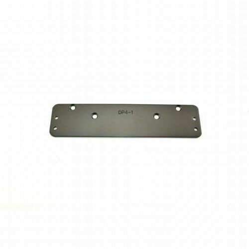 Stanley 8Q00103-690 Small Pull Side Drop Plate For QDC300 Dark Bronze Finish