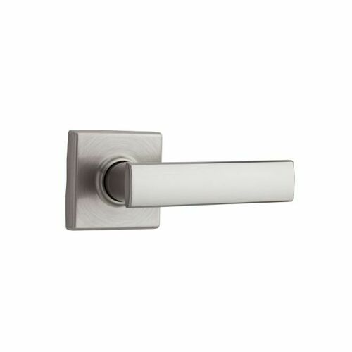 Kwikset 977VDL-15 Vedani Interior Dummy Handleset Trim Satin Nickel Finish