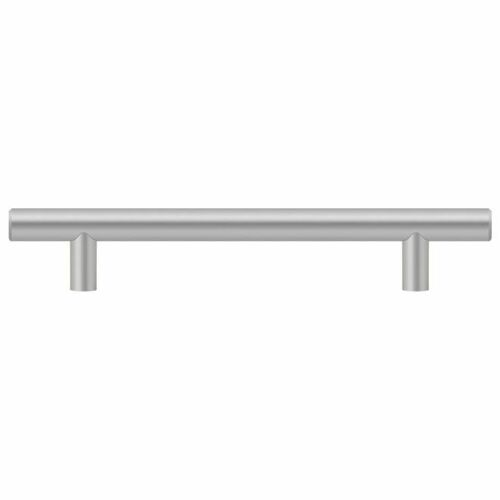 Deltana BP5000SS Bar Pulls, Stainless Steel