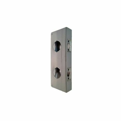 Don-Jo CW25810B Classic Wrap Around for Double Lock Combination Lockset with Two 2-1/8