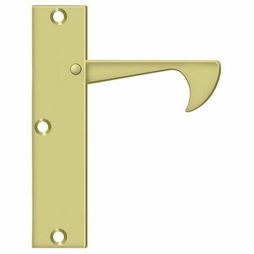 Deltana EPT425U3 Edge Pulls-Thin, 4-1/4