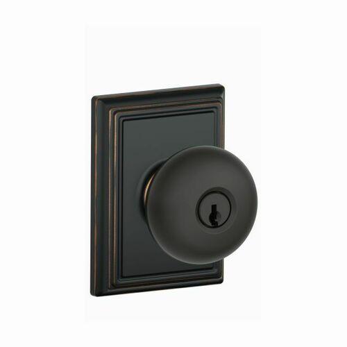 Schlage F51APLY716ADD Tubular Lock
