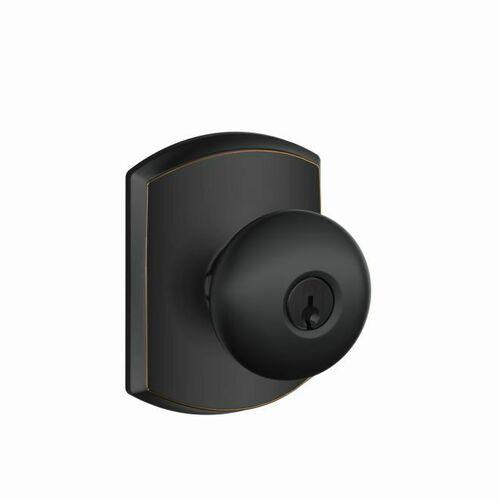 Schlage F51APLY716GRW Tubular Lock