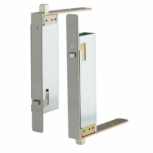 Ives FB41T32D Top Automatic Flush Bolt for Wood Doors Satin Stainless Steel Finish