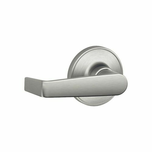 Dexter J10MAR626 Passage Lock Marin with Adjustable Latch and Radius Strike Satin Chrome Finish
