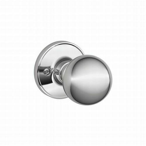 Dexter J170CNA625 Half Dummy Lock Corona Bright Chrome Finish
