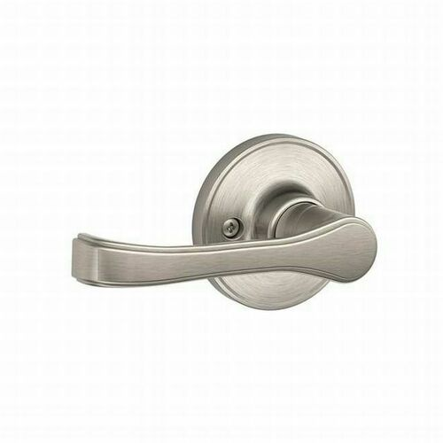 Dexter JH59TOR619 Interior Active Handleset Trim Torino with Adjustable Latch and Radius Strike Satin Nickel Finish
