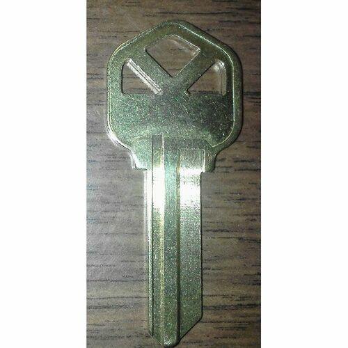 CLK KW1BR Kwikset 5 Pin Key Blank