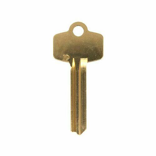 Medeco KYBA5000ATD00 7 Pin A5000 TD Keyway Key Blank