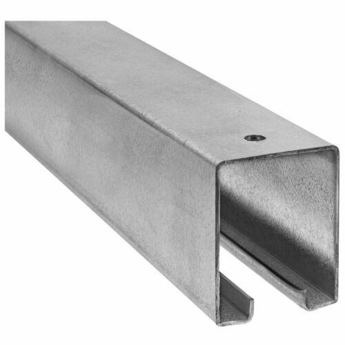 National Hardware N105213 5116BC 10' Plain Box Rail Galvanized Finish - This Item is Over 96