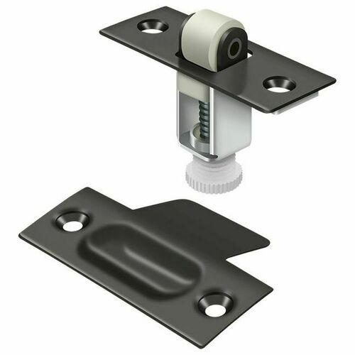 Deltana RCA336U10B Roller Catch, Oil-rubbed Bronze