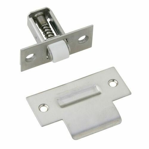 Ives RL3632D Roller Latch Satin Stainless Steel Finish