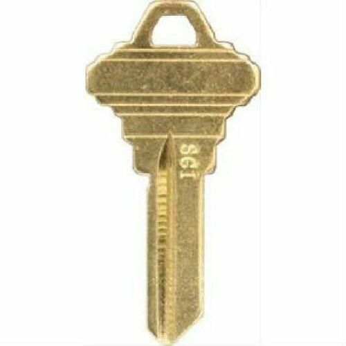 CLK SC1BR Schlage C Keyway 5 Pin Key Blank