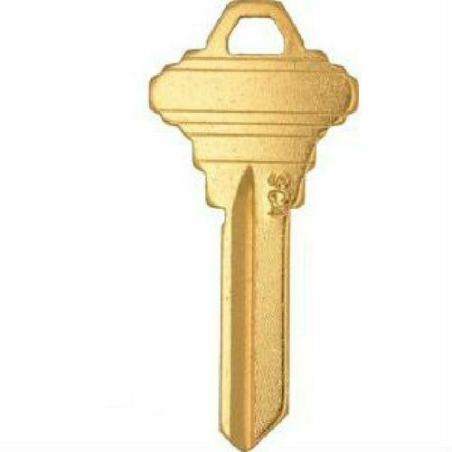 CLK SC4BR Schlage C Keyway 6 Pin Key Blank