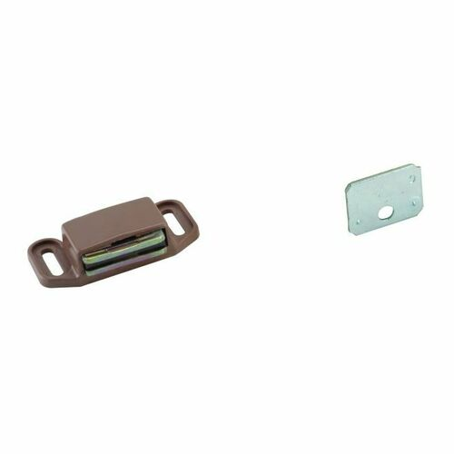 Amerock TWN3473PT Pack of 20 Magnetic Catch Plastic Tan Finish